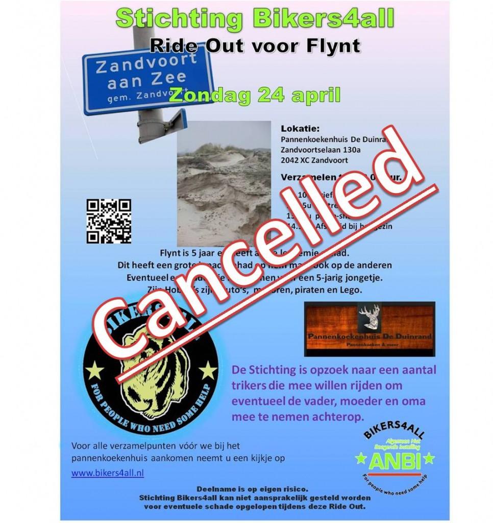 flyer flynt.Cancelled